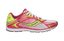 saucony Women's Grid Type A5 white/pink/citron